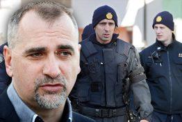 PITALI SMO STRUČNJAKA Kako je moguće da sitni lopov nožem rani četiri interventna policajca?