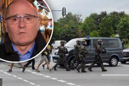 Stručnjak za sigurnost Cvrtila: Napadi poput onog u Muenchenu ne mogu se spriječiti