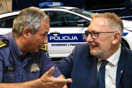 Što bi se vama dogodilo da uzmete policijski auto i pijani ga slupate