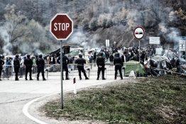 Dolazi zima. Migranti će uskoro krenuti prema Hrvatskoj